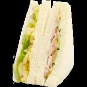 三明治、堡類-7 泡菜燻雞三明治