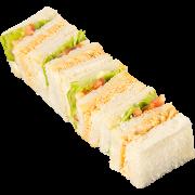 三明治、堡類-8 鮮蔬烤雞三明治