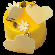 慕斯蛋糕-15 輕檸日光