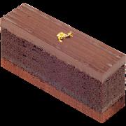 慕斯蛋糕-19 純巧克力蛋糕