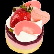 慕斯蛋糕-3 巧莓戀曲