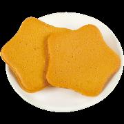 手工餅乾-10 巧克杏仁薄燒