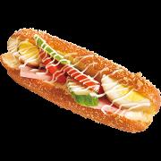 油炸麵包類-7 營養三明治