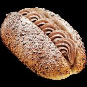 甜麵包類-12 脆皮巧克力