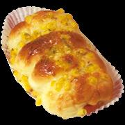甜麵包類-15 玉米熱狗捲