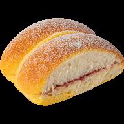 甜麵包類-28 藍莓奶皇