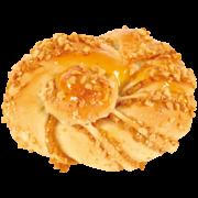 甜麵包類-7 花生麵包