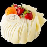 生日蛋糕-10 白紗法頌