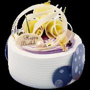 生日蛋糕-5 紫芋迷情