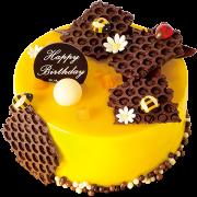 生日蛋糕-6 杜樂麗花園