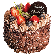 5吋蛋糕-1 黑森林