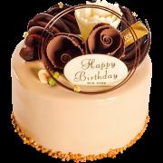 5吋蛋糕-2 浪漫秋戀